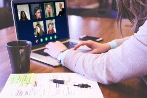Virtuelle Messen | Video Konferenz
